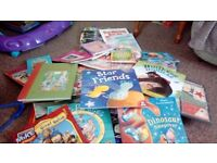 Over 50 kids books for sale