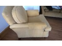 Two beautiful armchairs