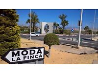 La Finca Golf-Luxury Modern 3 bedroom House for rent near Algorfa on the Costa Blanca Spain.