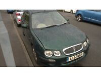 Rover 25, 1.6 Petrol automatic, SPARES REPAIRS