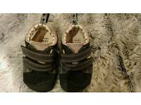 Clarks 1st shoes size 2