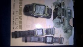 Humvee Digital Watch