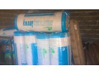 Knauf Earthwool Frametherm 40 insulation
