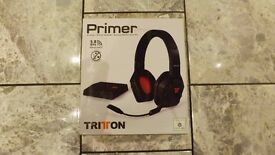 Tritton Primer Xbox 360 Wireless Headset CHEAP in box