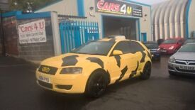 2004 54 AUDI A3 1.6 SPECIAL EDITION BARGAIN!!!!