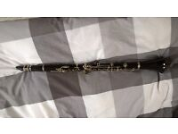 Boosey and Hawkes Clarinet in original case