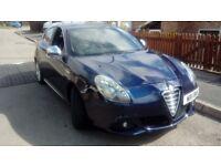 Alfa romeo Giullietta Veloce 1.6 diesel