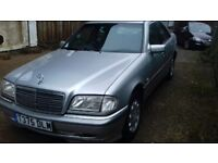 Mercedes c180 auto drives perfect 12 months mot full leather