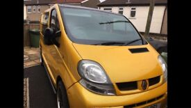 2003 Renault trafic 1.9dci