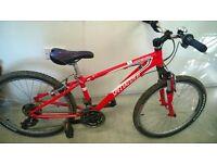 "Specialized 24"" wheel bike Swap PS4"