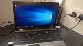 HP ProBook 6550b Intel core i5, 4 GB ram