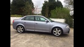 Audi A4 2.5TDI Quattro Diesel 2004 for sale Banbridge.