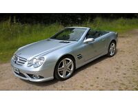 Mercedes S350 SL Sport Edition 08 36k miles panoramic roof - as new condition