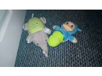 Lullaby toys