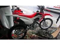 Honda Crf125cc brand new