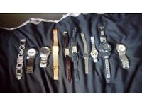 Collection of watches for sale