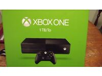 XBOX ONE 1TB CONSOLE - BOXED
