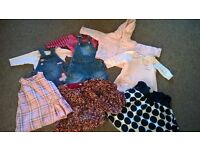 Baby Girl Bundle of outfits aged 3-6 months