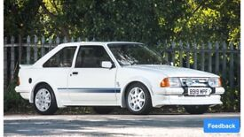Wanted Series 1 RS Turbo