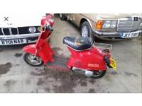 Honda Melody Deluxe Moped Scooter MOT