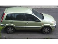 2005 Ford Fusion 1.4Diesel one year MOT 74,000 miles Priced to go £750 ono
