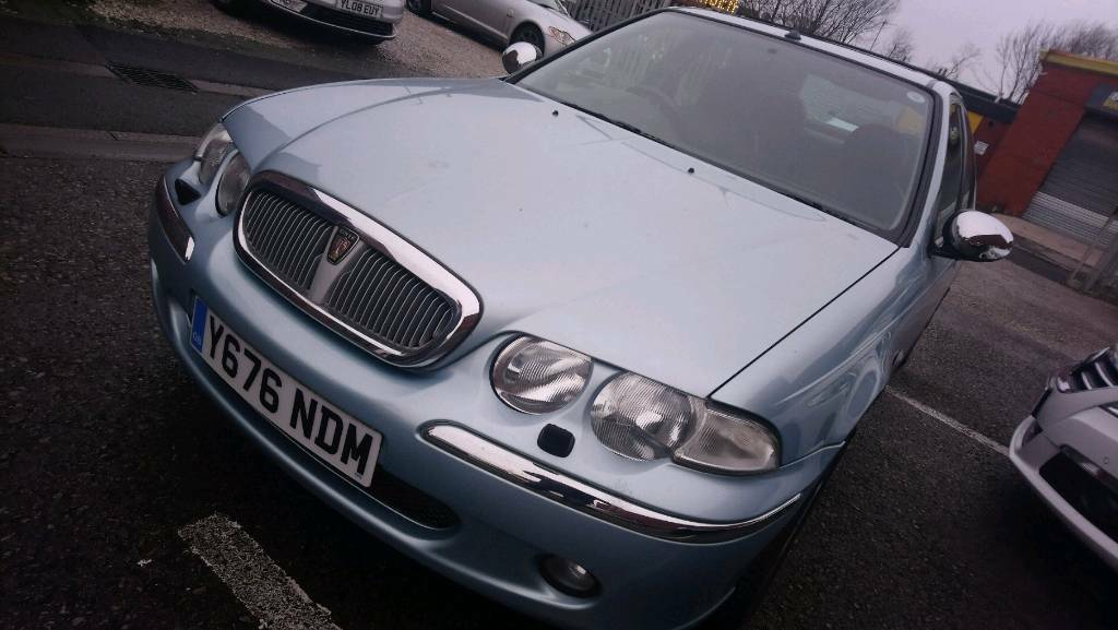 2001 Rover 45 1.8 Mot, very low mileage