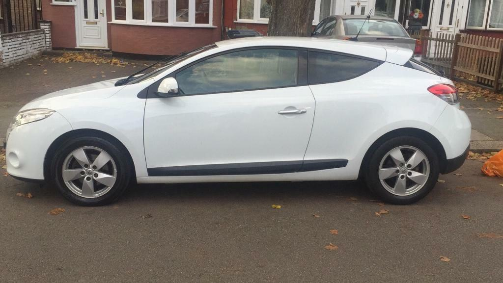 Renault Megane Dynamique Tom Tom DCI ECO Coupe,20£ TAX