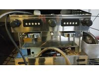 Two Group Coffee Machine for Sale