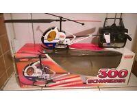300 Schweizer helicopter