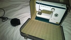 A lovely old Riccar Reliant 3000 Electric Sewing Machine