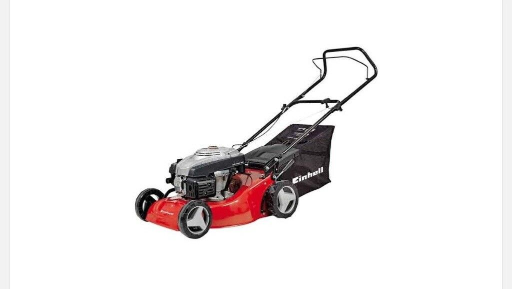 Lawn mover like new
