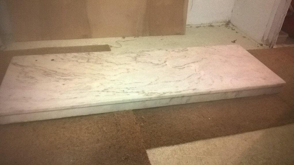 marble hearth, fireplace