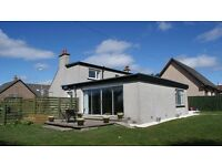 4 bedroom detached house to rent in St Cyrus, Montrose , Aberdeenshire