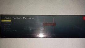 Fixed medium TV mount
