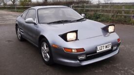 Toyota MR2 MK2 Revision 3 - Manual - 178bhp