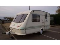 1994 Elddis ,2 bed,full awning+all extras,ready to go