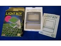 VINTAGE 'LIGHT BOY' for the ORIGINAL NINTENDO GAME BOY
