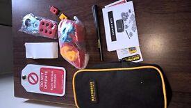 Martindale LOKKIT1 safe isolation lock out kit