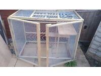 kitten/animal cage