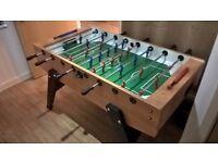 GARLANDO G 2000 BAR FOOTBALL TABLE - PICK UP