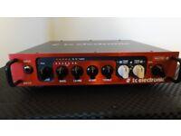 Ampeg PF-210HE Portaflex & TC Electronic BH 550 Head Unit