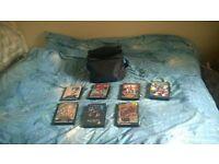 Sega Games and Bag