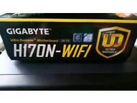Motherboard Gigabyte H170N-WIFI LGA 1151