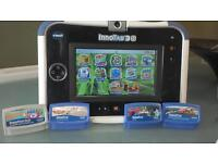 innotab 3s with 4 games blue