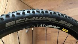 Mountain Bike tyres 29x2.25