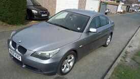 Bmw 5 series 2.5 diesel manual