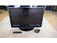"LCD 36"" TV with freeview"