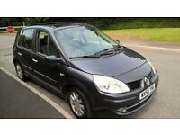Renault Scenic 1.6 Petrol Dynamique Sunroof