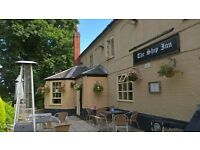 Experienced Front of House Required for Busy Broads Pub