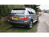 Bmw X5 3.0d 2004 for sale. 148k miles. Drives very nice. Lots of new bits. Reluctant sale